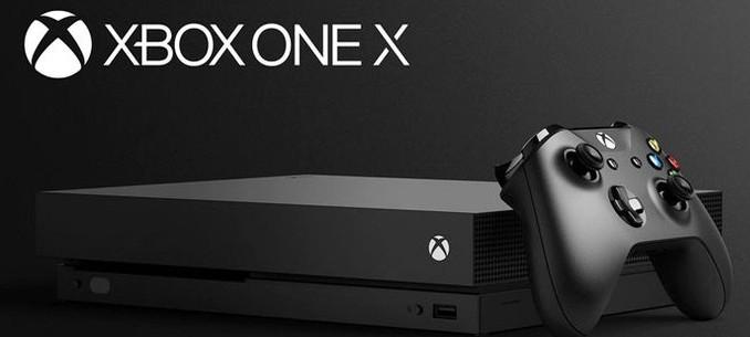 Xbox One X Scorpio Edition au prix de 499€