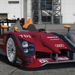 Audi R15++ TDI 2011 #2 GTA 5 Mod