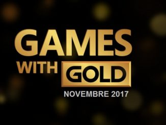 Novembre 2017 Xbox Games With Gold