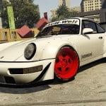 Porsche 911 (964) Turbo 1991