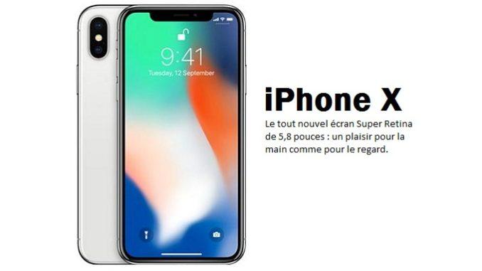 iPhone X Enfin disponible maîtrisez les nouveaux gestes