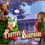 Festive Surprise 2017 est disponible sur GTA Online