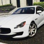 Maserati Quattroporte GTS 2015 GTA 5 Mods