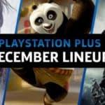 PlayStation Plus jeux Decembre 2017 offerts pour PS4/PS3/Vita dévoilé