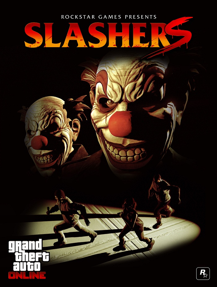 gta online mode slasher