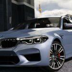 BMW M5 F90 M-Performance 2018 GTA 5 Mods