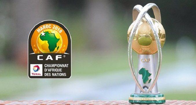 CHAN 2018 maroc Calendrier des matchs et Liens des match en direct, streaming live.