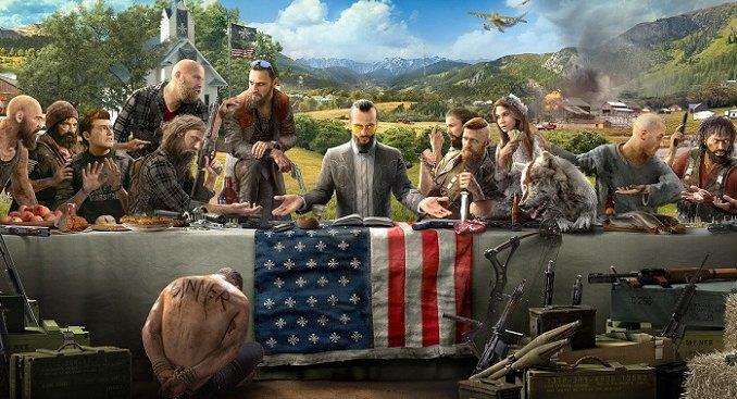 Far Cry 5 version PC Configurations minimal 4K 69 fps requises dévoilées