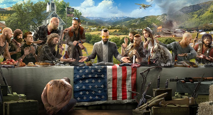 Far Cry 5 Version PC configuration