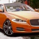 Jaguar XJ GTA 5 Mods