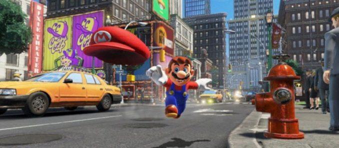 Super Mario Odyssey top vente amazon 2017