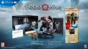 god of war édition collector