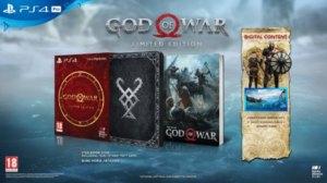 god of war édition limitée