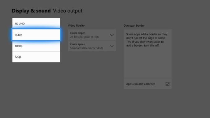 Mise à jour Xbox One printemps 2018 est disponible 01