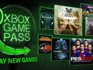 Xbox Game Pass Les nouveaux jeux du moi de Mai