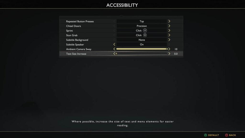 God Of War 4 : Le Patch 1.12 est arrivé!