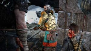le jeu d'action divin God of War 4 4
