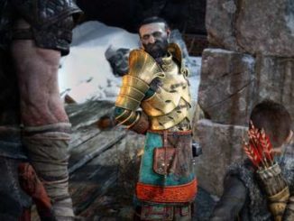 le jeu d'action divin God of War 4 4