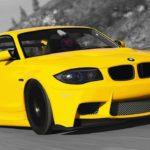 BMW 1M 2011 GTA V mods