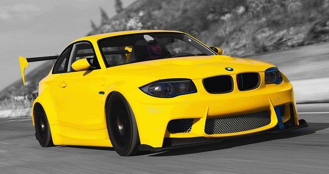 BMW 1M 2011 GTA 5 mod