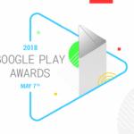 Google Play Awards 2018 : Les meilleures applications Android de l'année dévoilées.