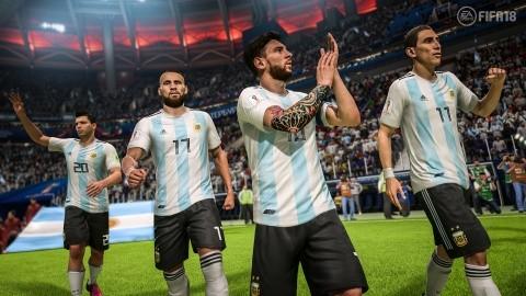 fifa 18 la mise à jour Coupe du monde 2018 04