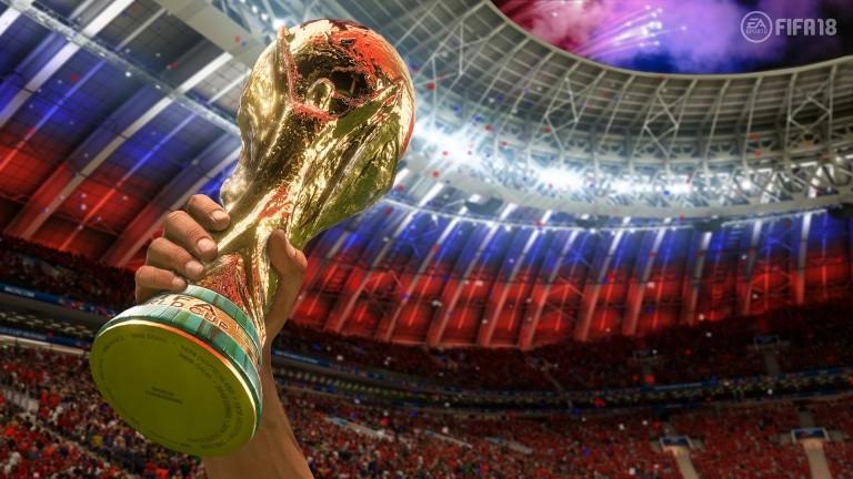 fifa 18 la mise à jour Coupe du monde 2018 05