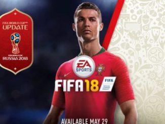 fifa 18 update Fifa 18 Update coupe du monde 2018 gratuite sur consoles et PC