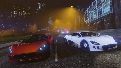 30 % sur l'Ocelot XA-21 GTA online promotion