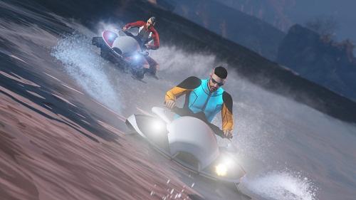 30 % sur le Blazer Aqua GTA online promo