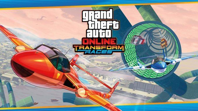 GTA Online sept nouvelles courses polymorphes ajoutées