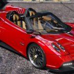 Pagani Huayra Roadster 2018 GTA V Mods