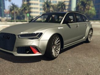 Audi RS6 Prior Design 2016 gta 5 mod pour pc