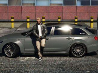 Audi Rs6 Prior Design 2016 - GTA 5 Mods Vehicules