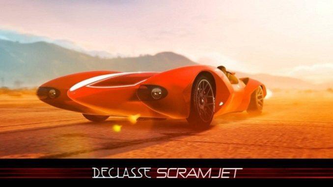 GTA Online Declasse Scramjet et le mode Convoi explosif maintenant disponibles