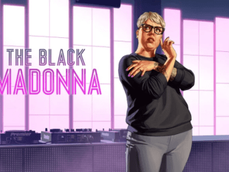 gta online NOUVELLE DJ THE BLACK MADONNA