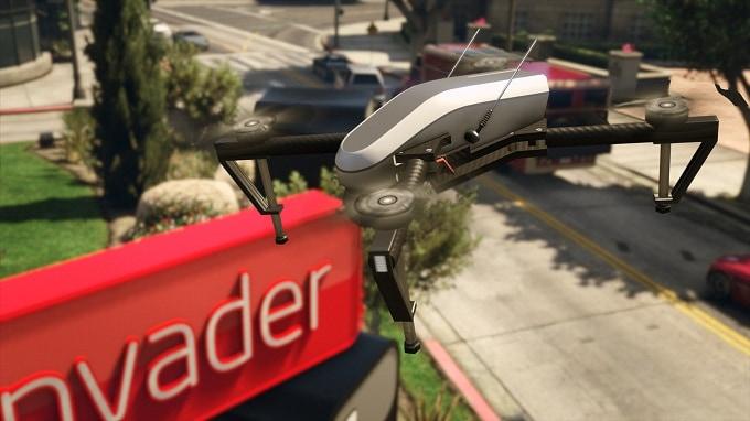 gta online service client drone