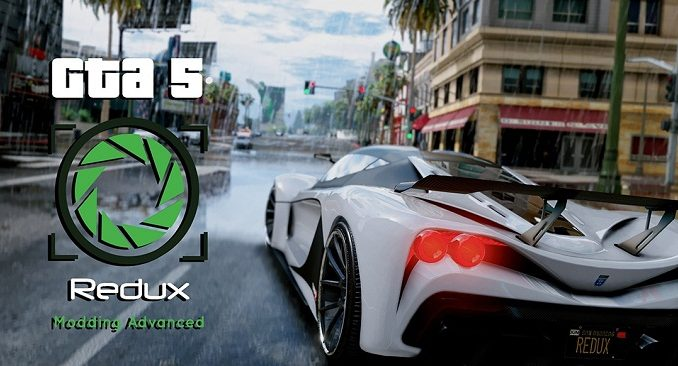 télécharger gta5 redux telecharger gta 5 mod