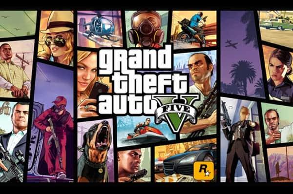 Grand Theft Auto V - GTA V - GTA 5 jeux PC