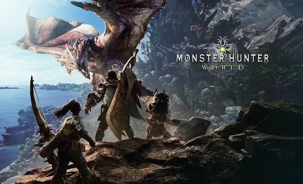 Monster Hunter World Jeu PC