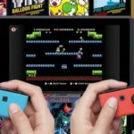 Nintendo Switch Online : La liste des jeux disponible!