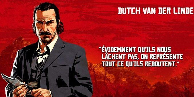Red Dead Redemption 2 La bande de Van der Linde