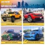 GTA Online: Nouveautés Chez Southern San Andreas Super Autos