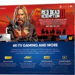105 Go Minimun: Tout savoir sur le Bundle PS4 Pro Red Dead Redemption 2