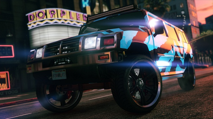 gta online Mammoth Patriot