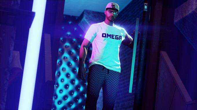 gta online t-shirt Omega