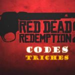 Codes Triche Red Dead Redemption 2 : Cheats Codes PS4, Xbox