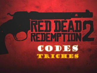 PS4 Xbox Codes Triche Red Dead Redemption 2 Tous Les Cheats Codes
