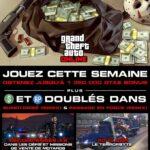 1,350,000 GTA$ bonus GTA Online cette semaine