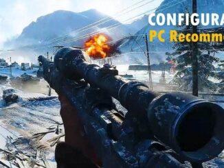 Battlefield V configuration PC Minimale et Recommandée - 8 cartes multijoueur
